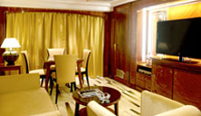 Executive Suite with Balcony (AB)