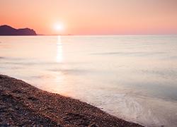 Sunny beach Bulgaria 2015