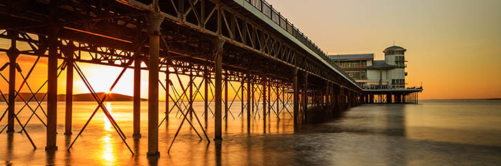 Weston-super-Mare Grand Pier, Somerset