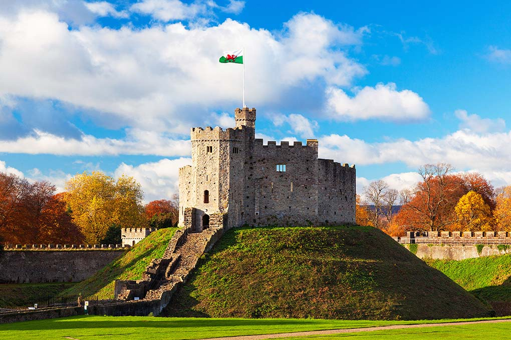 Coach Tours From Cardiff