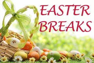 Easter Breaks 2018 by Coach