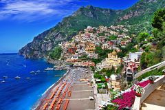Ravello, Positano & the beautiful Amalfi Coast with Newmarket Holidays