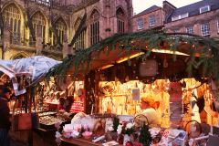 Bath Christmas Market and the Cotswolds