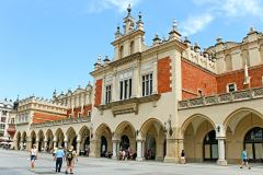 Spirit of Krakow with Newmarket Holidays