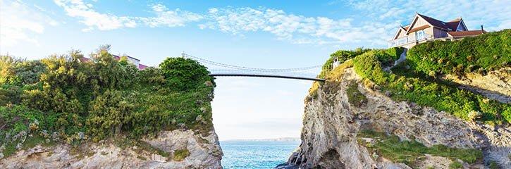 Grand UK Holidays - Cornwall Holidays