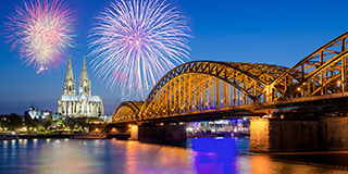 celebrate New Year on a river cruise