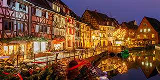 celebrate Christmas on a river cruise