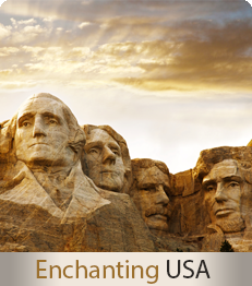 Enchanting USA - Escorted tours to USA
