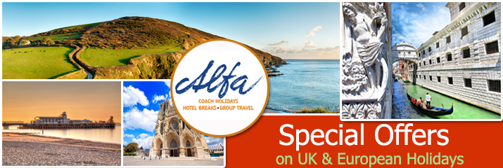 Last minute cheap offers from Alfa Travel