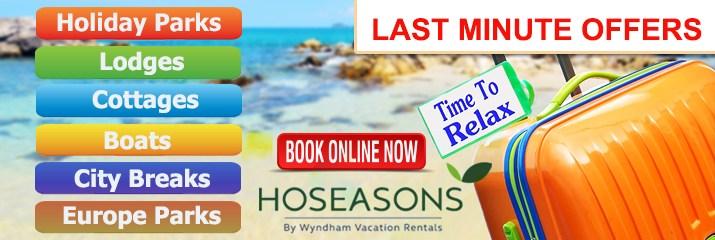 Hoseasons Last minute cheap offers
