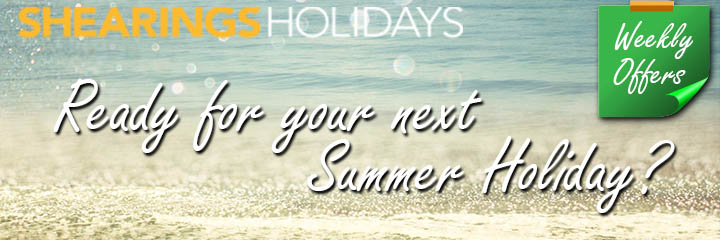 Shearings Weekly Offers - Summer Holidays