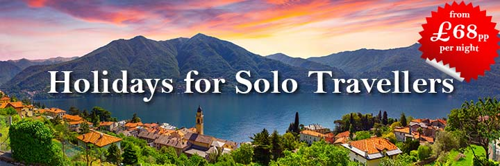 Holidays for Solo Travellers in the Uk and Worldwide