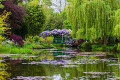 Monet's Gardens at Giverny, France
