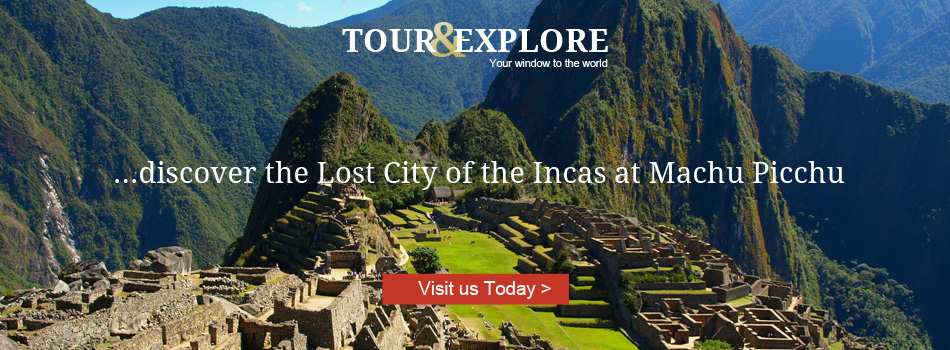 Discover the Lost City of the Incas at Machu Picchu