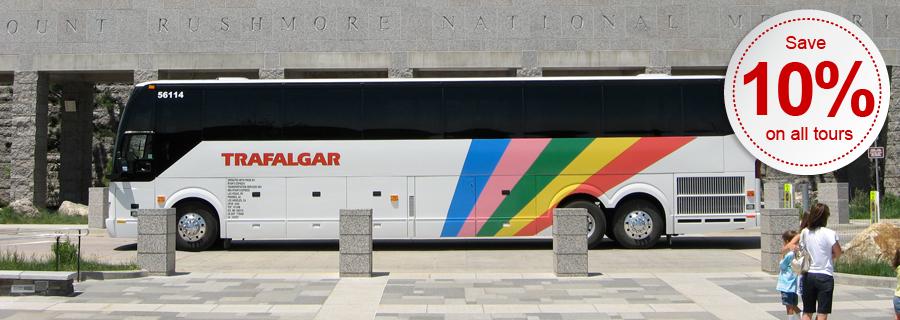 Trafalgar Escorted Coach Holidays
