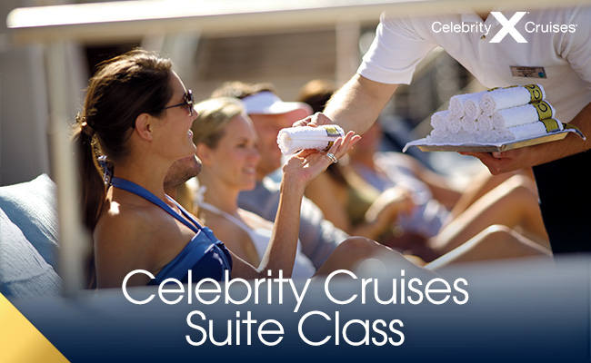 Celebrity Cruises Suite Class