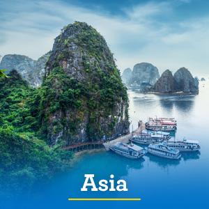 Asian Cruise