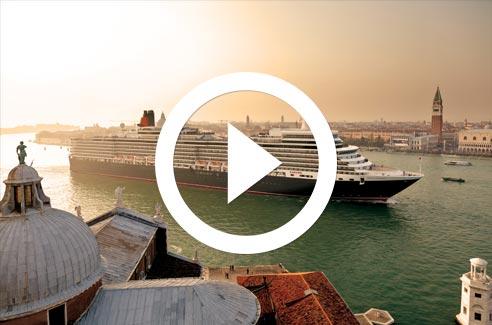 Cunard Line Destinations Video