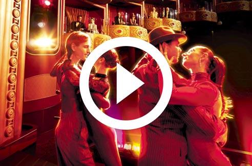 Cunard Line Entertainment Video