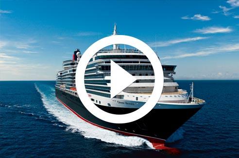 Cunard Line Ships Video