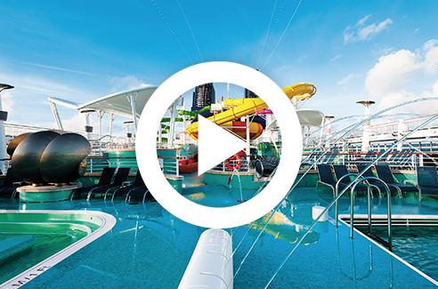 Norwegian Onboard Video