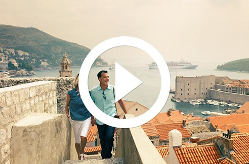 P&O Cruises Destinations Video
