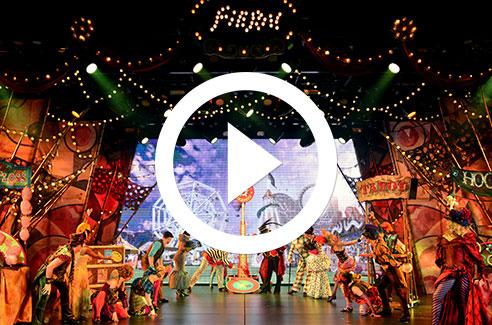 Princess Cruises Entertainment Video