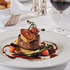 Regent Cruise Dining