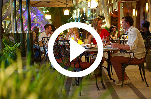 Royal Caribbean Dining