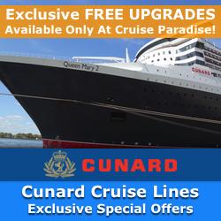 Cunard Cruise Holidays