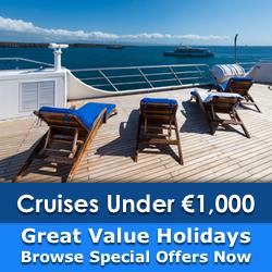 Cruise Holidays Under €1,000