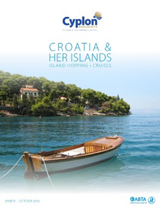 Croatia & Her Islands Brochure