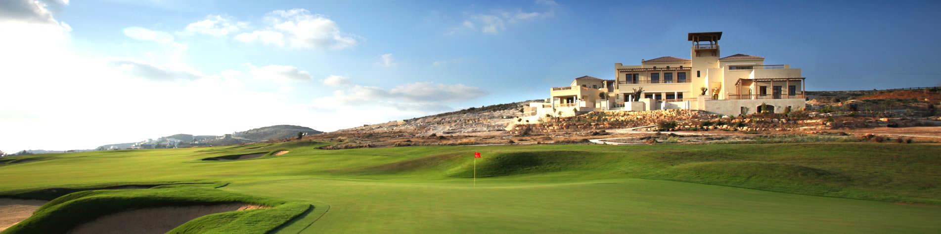 Golf Holidays with Cyplon Holidays