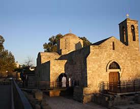 Ayia Kyriaki Chapel