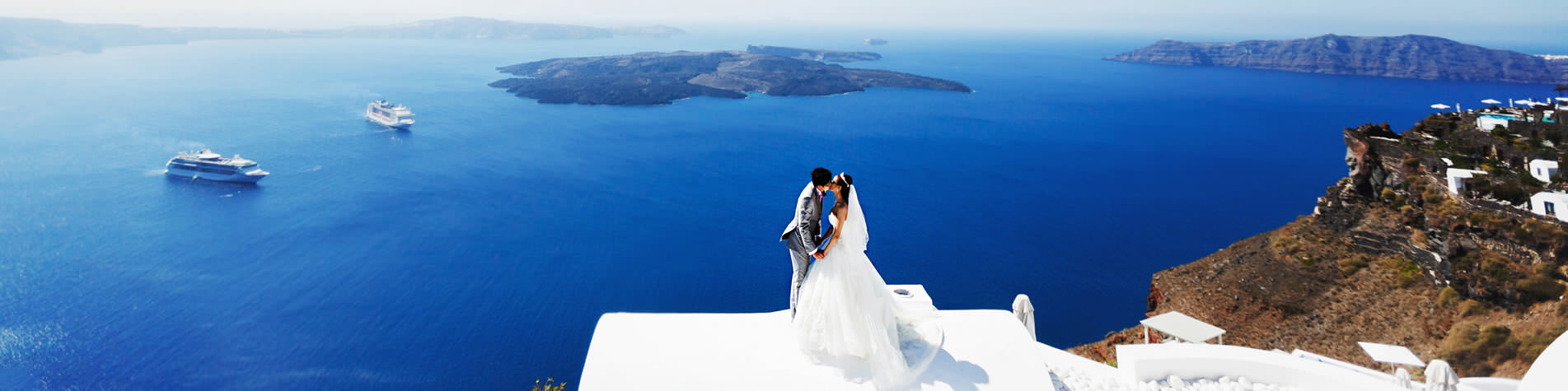 Weddings in Greece with Cyplon Holidays