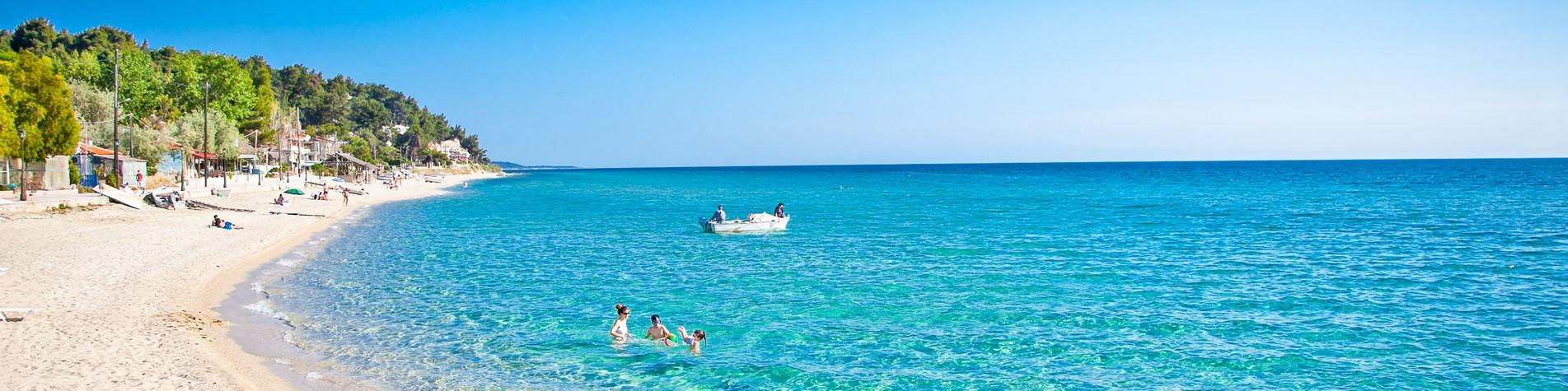 Stunning Halkidiki Holidays
