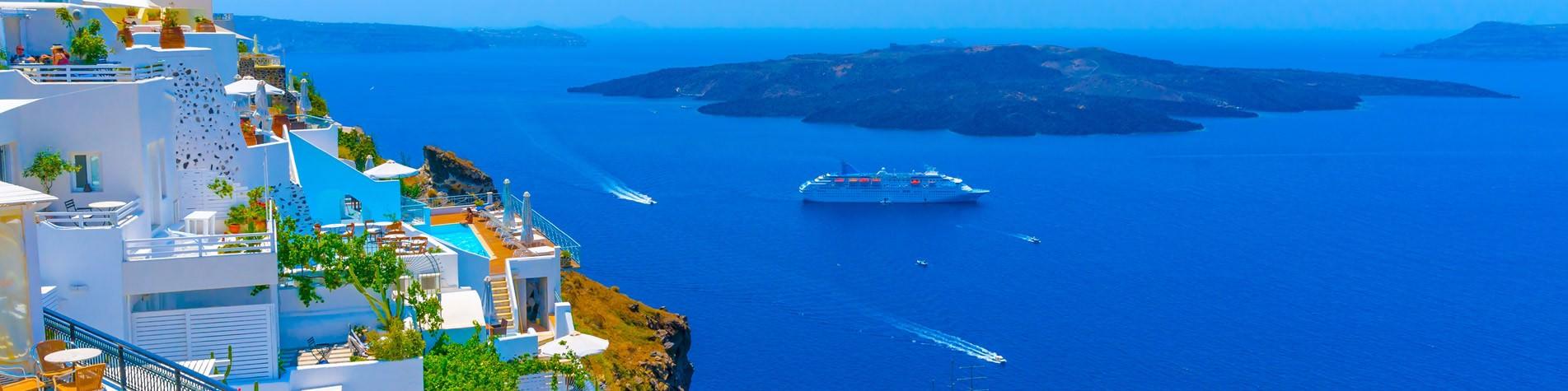 Stunning Santorini Island Holidays