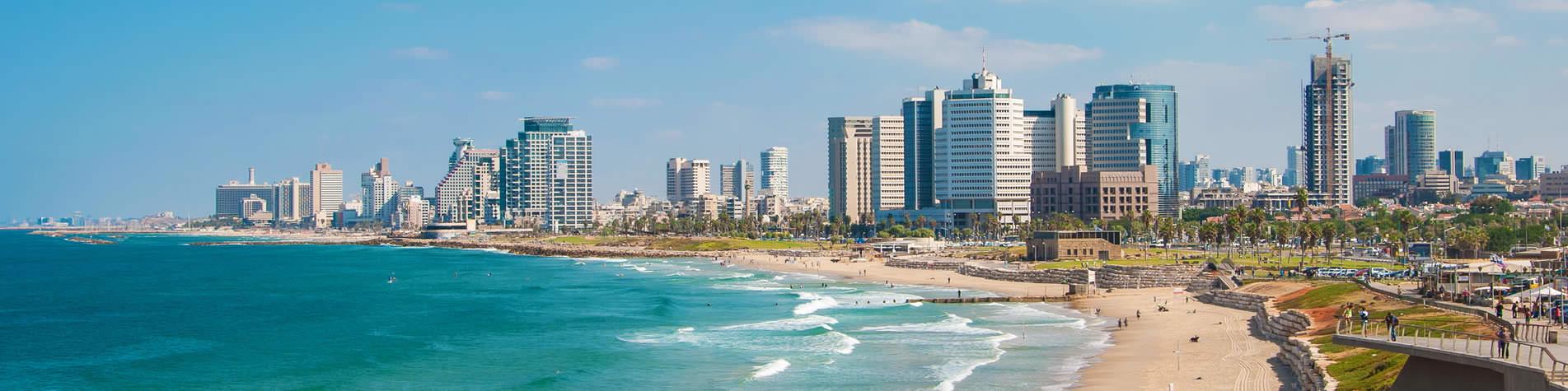 Tel Aviv Holidays Specialists