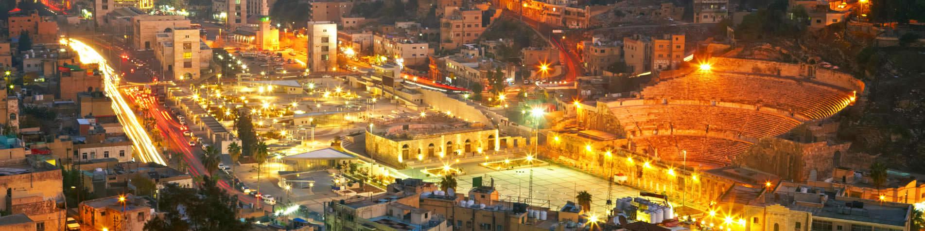 Stunning Amman Holidays