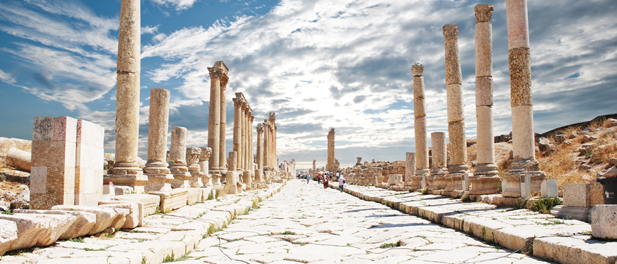 Guided Tours Of Jordan