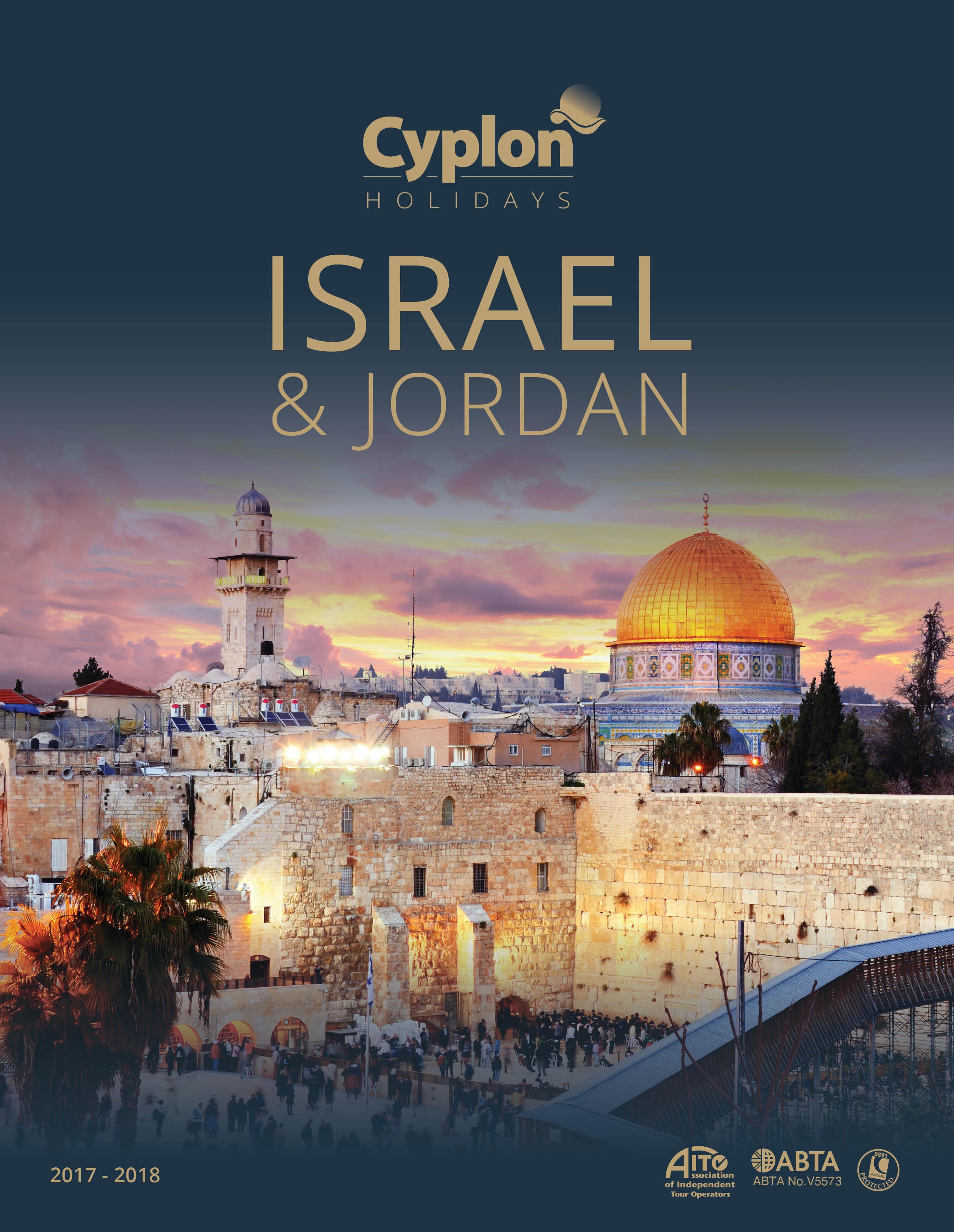 Israel & Jordan -