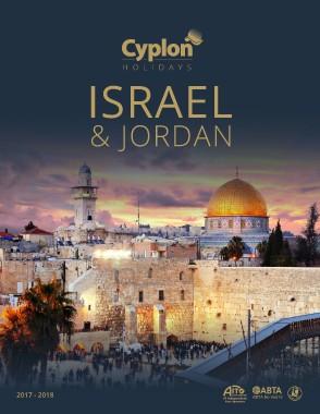 Israel & Jordan Brochure