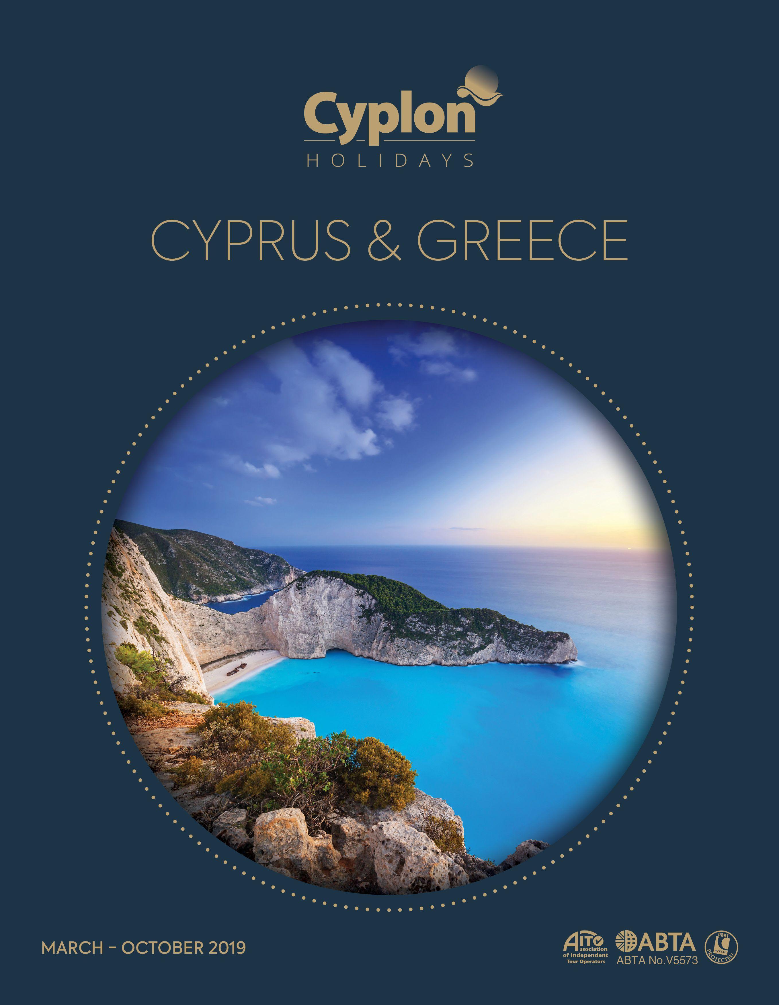 Cyprus & Greece -