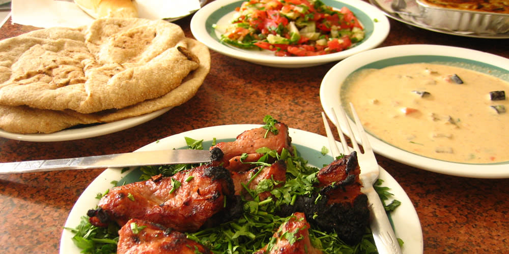 Cuisine in Egypt
