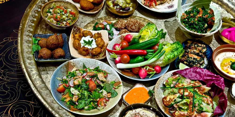 Cuisine in Morocco