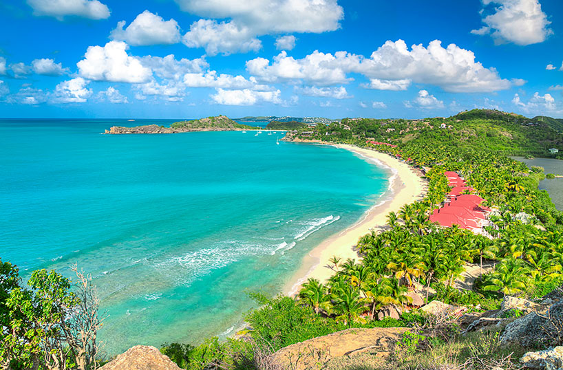 Galley Bay Resort beach