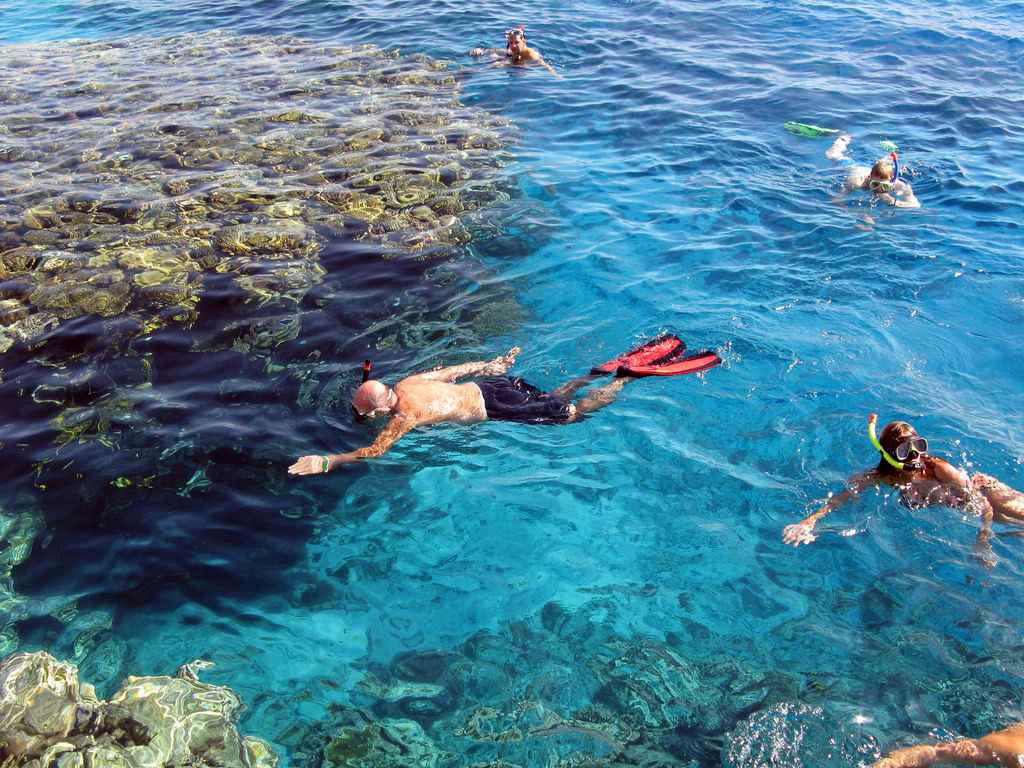 Hamata Islands Snorkeling Excursion
