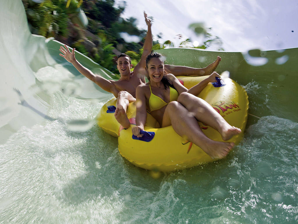 Siam Park themed water park