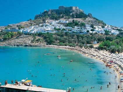 Day visit to Rhodes