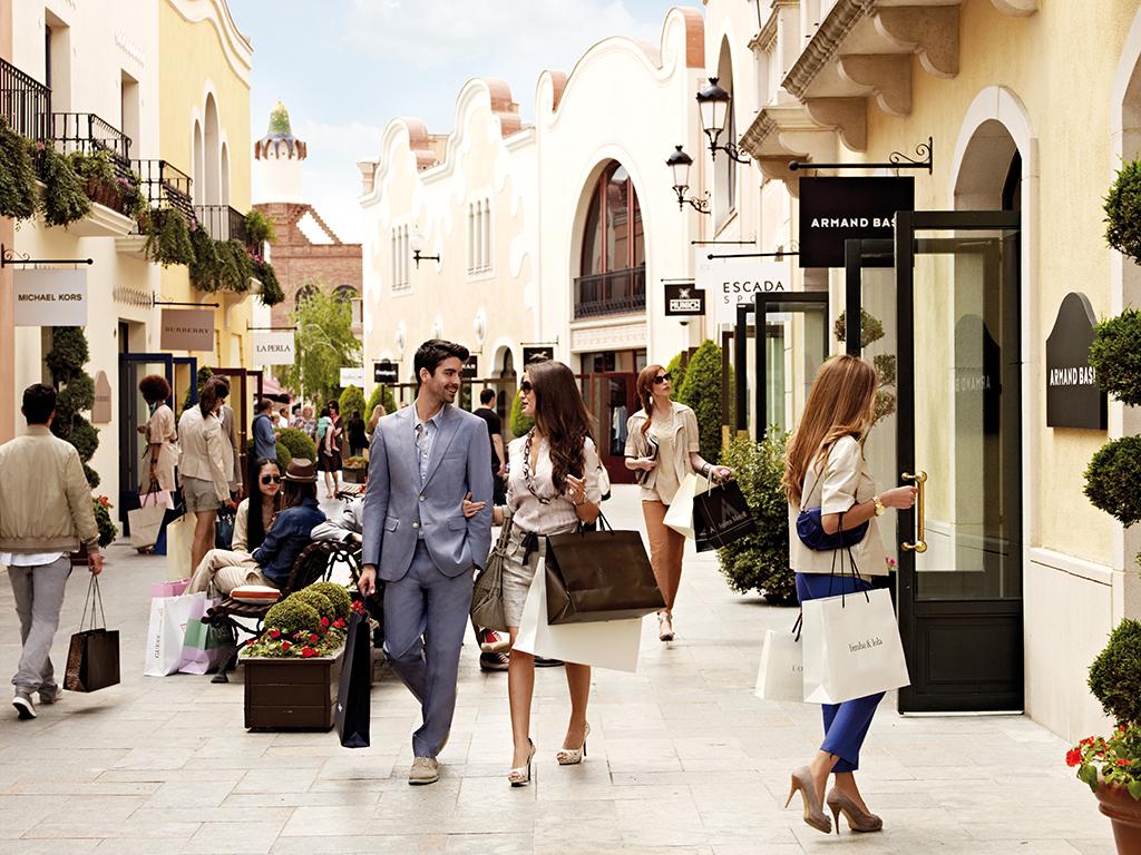 La Roca Shopping
